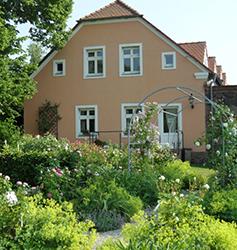 Fewo in der Uckermark, Haupthaus